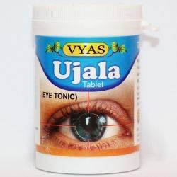 Тоник для глаз уджала (ujala) vyas, 100 таблеток