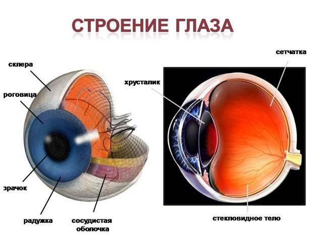 Первая помощь при ожоге глаз сваркой