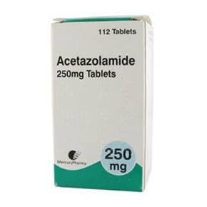 Ацетазоламид — инструкция по применению