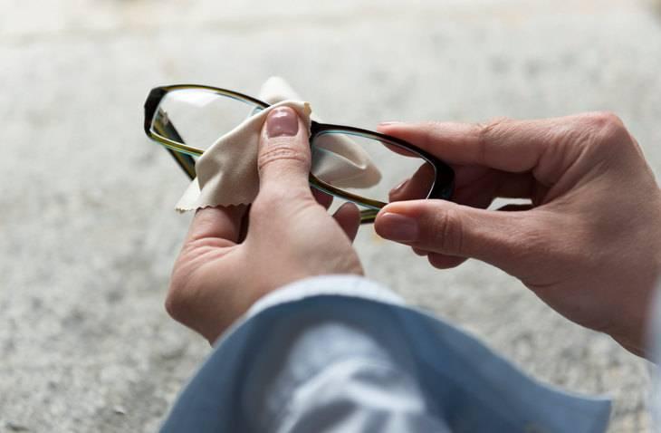 Как ухаживать за очками для зрения: правила ухода oculistic.ru как ухаживать за очками для зрения: правила ухода