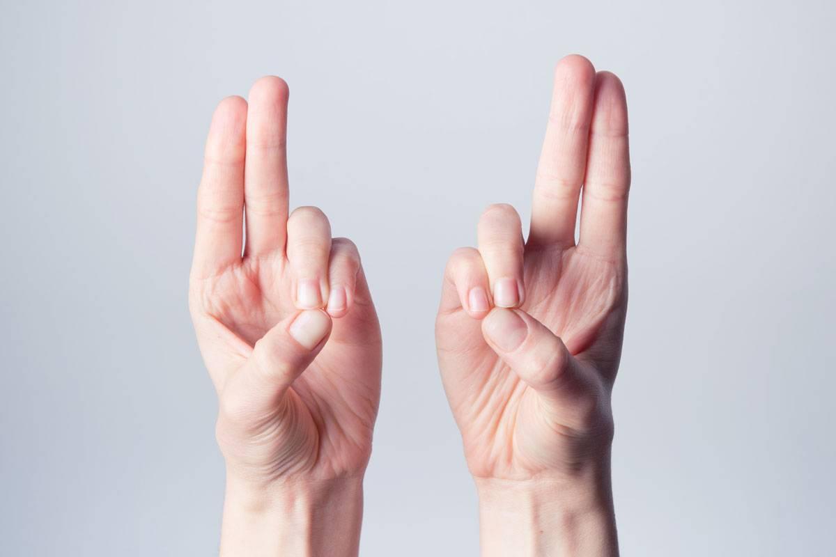 Мудры для лечения близорукости - врач-советник