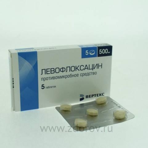 Ципрофлоксацин – аналоги