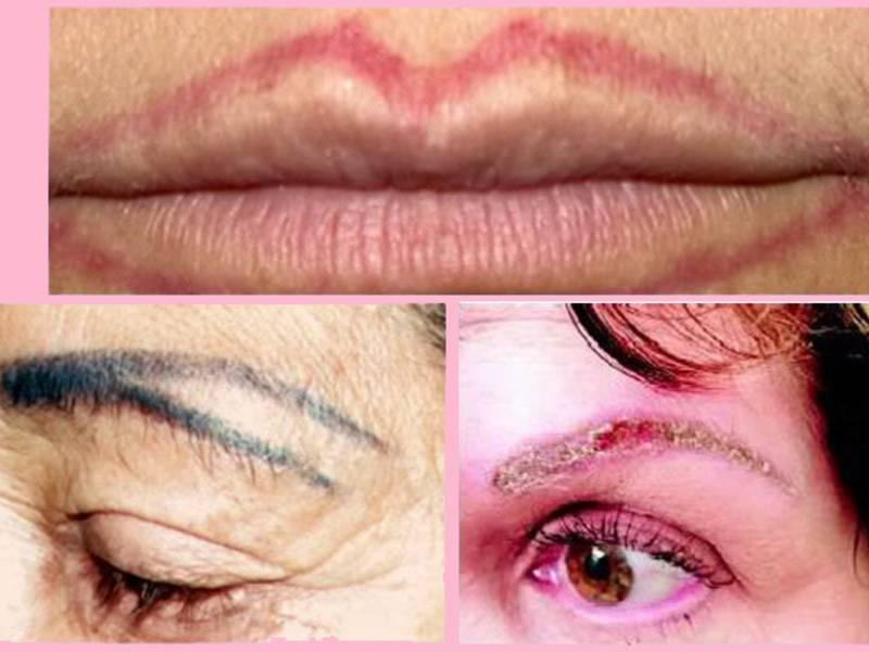 Вреден ли татуаж бровей: плюсы и минусы перманентного макияжа