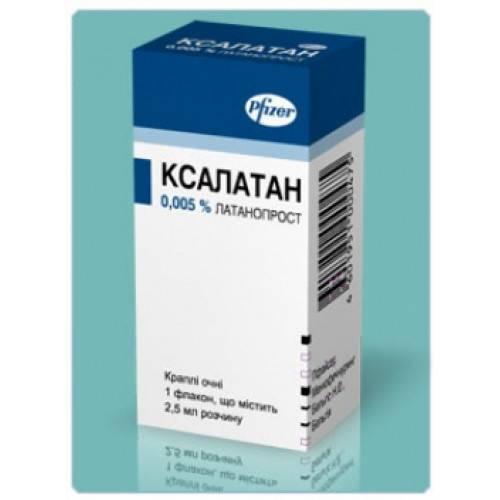 Пролатан (глазные капли): инструкция, цена, аналоги, отзывы пациентов