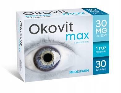 Капли для глаз оковит: инструкция, показания, побочные эффекты