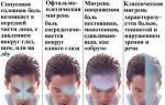 Болит левая часть головы - причины и диагностика состояния