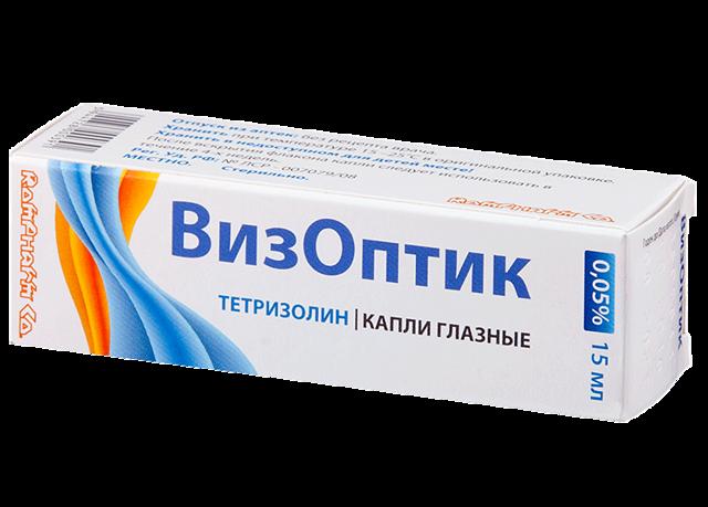 """Капли """"визоптик"""": инструкция по применению. отзывы о препарате"""