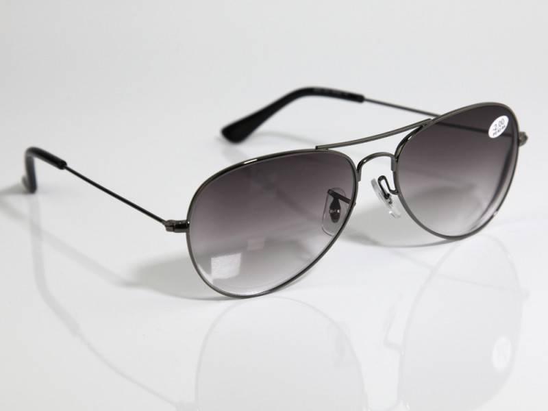 Солнцезащитные очки с диоптриями
