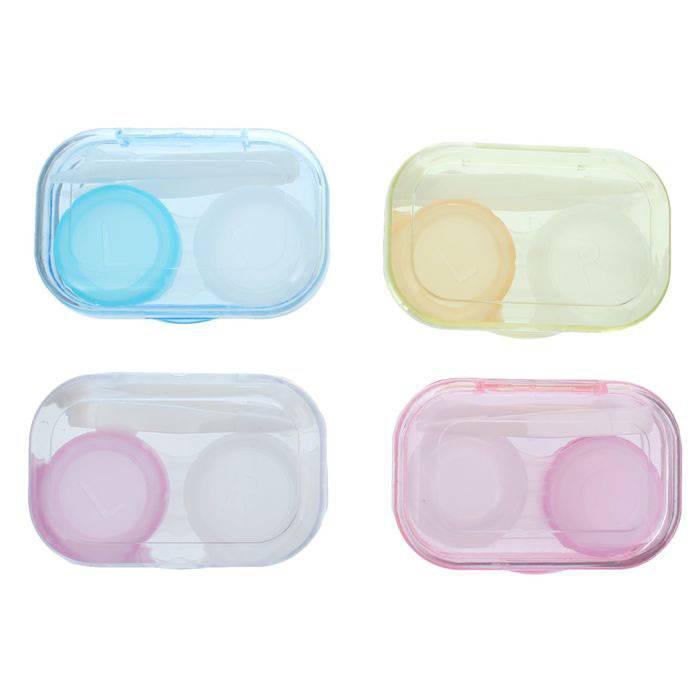 Уход за контейнером для контактных линз - контактные линзы