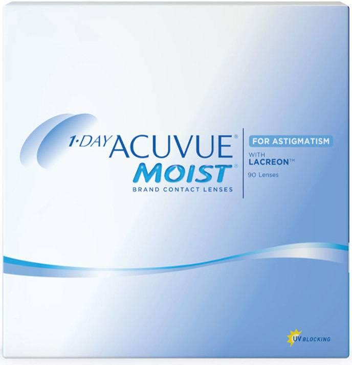 Астигматические линзы acuvue
