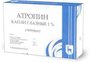 Атропин: инструкция по применению, аналоги и отзывы, цены в аптеках россии