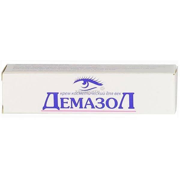 Демазол, демазол-фито, демазол-плюс, демалан - тфк : лечение демодекоза