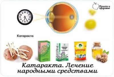 Эффективное лечение глаукомы народными средствами и профилактика - лучшие рецепты и их применение