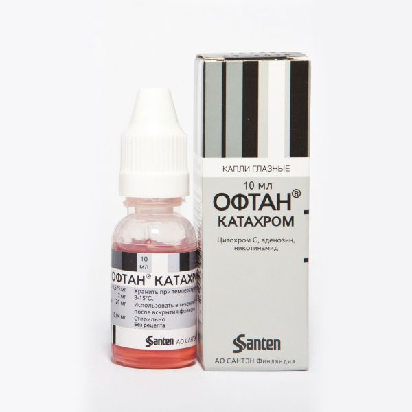 Список самых эффективных глазных капель при катаракте