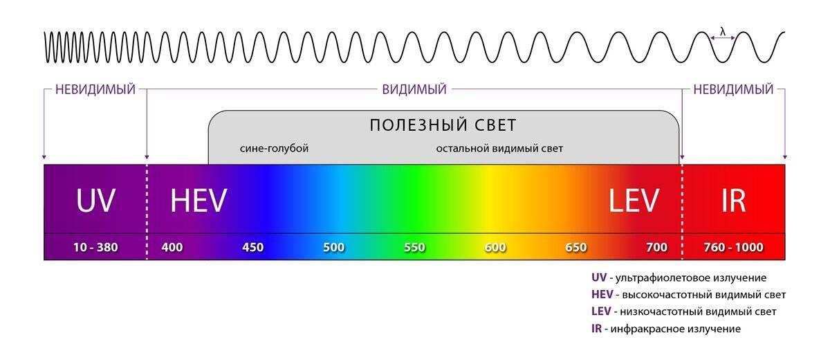 Восприятие цвета человеком. влияние цвета на человека