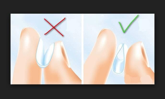 Как надевать линзы в первый раз обычные или цветные: инструкция как новичку и ребенку научится все делать правильно и больно ли носить контактные линзы?