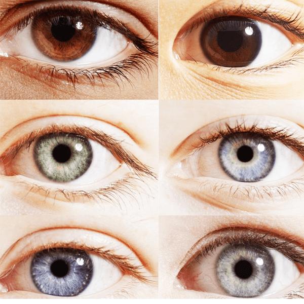 Карие глаза: значение и характеристика человека