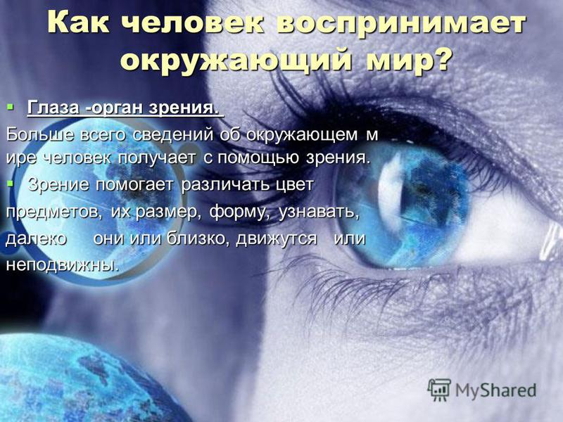 Урок 3: виды информации - 100urokov.ru