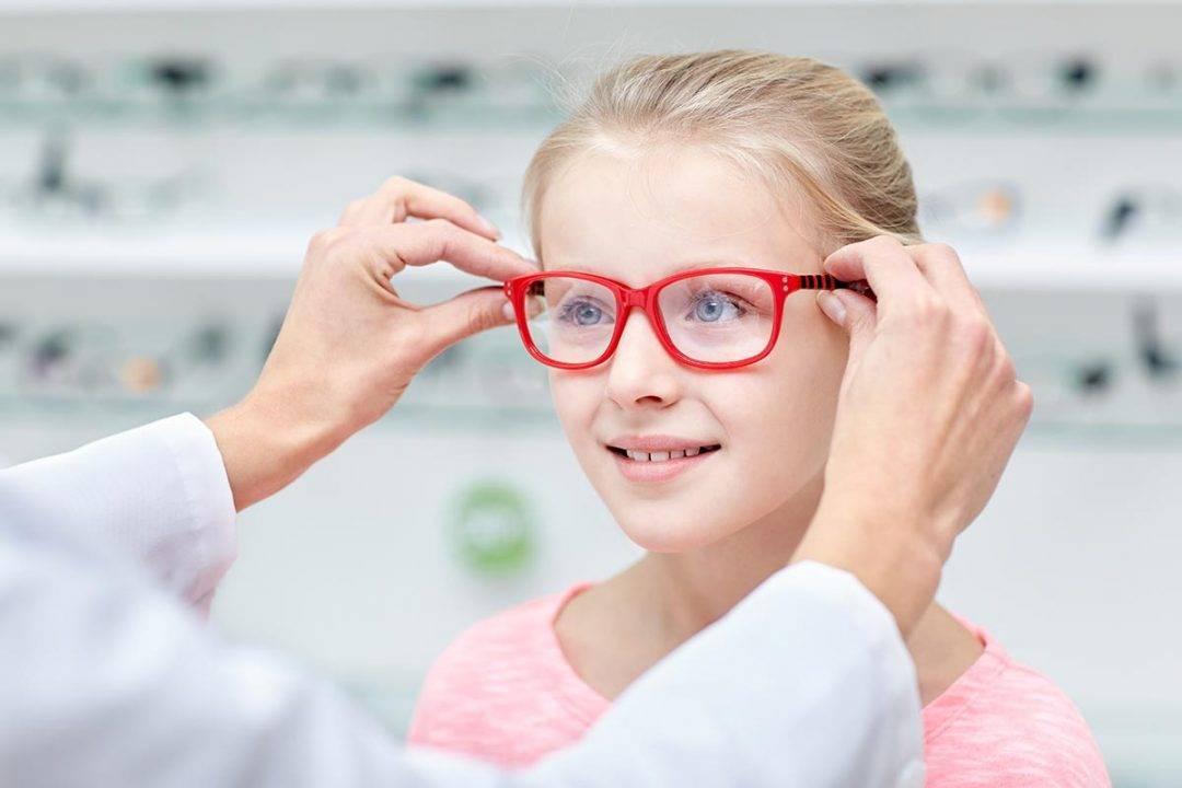 Почему у ребенка упало зрение