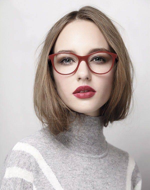 Модные очки для зрения 2020-2021 года: трендовые модели очков, тенденции, фото