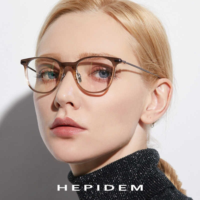 Круглые очки солнцезащитные и для зрения с тонкой оправой, модные женские ретро, винтажные белые с зеркальными стеклами, темные металлические с прозрачными линзами