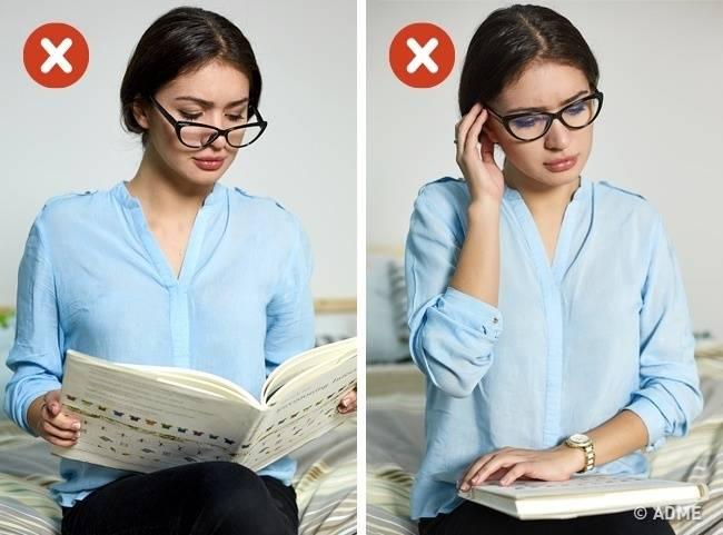 11 хитростей для тех, кто носит очки -