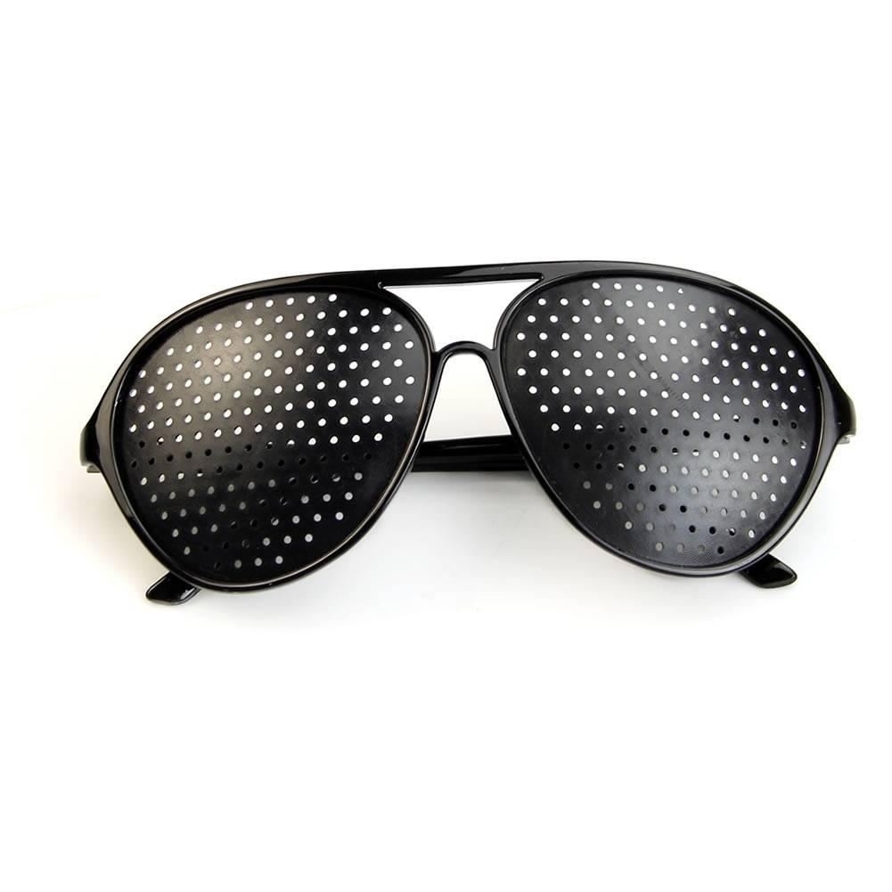 """Как пользоваться очками-тренажерами - """"здоровое око"""""""