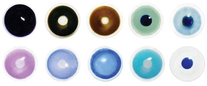Как выбрать цветные линзы - 5 основных видов: с диоптриями, косметические, оттеночные, карнавальные, бьюти-линзы