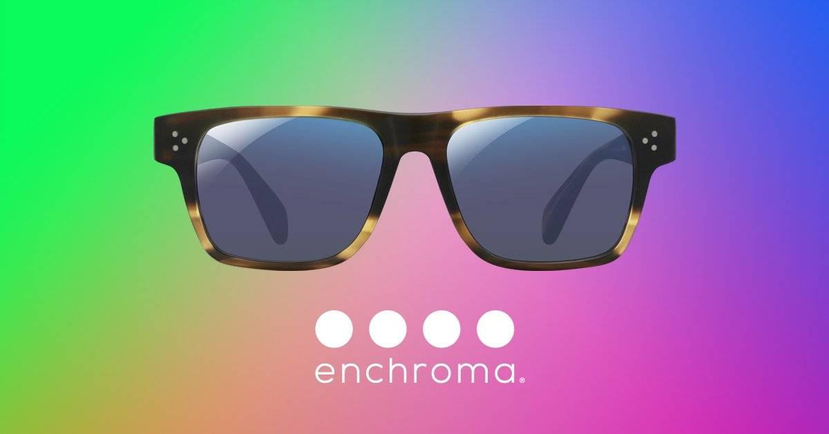 Очки, помогающие от дальтонизма, enchroma: отзывы, цена