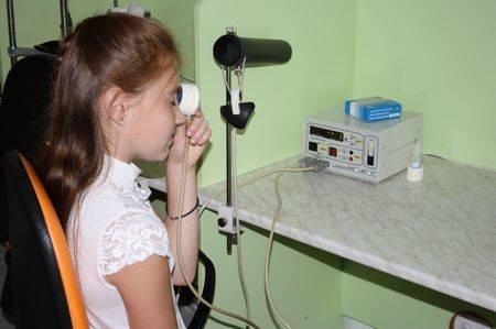 Синоптофор для косоглазия | про болезни глаз