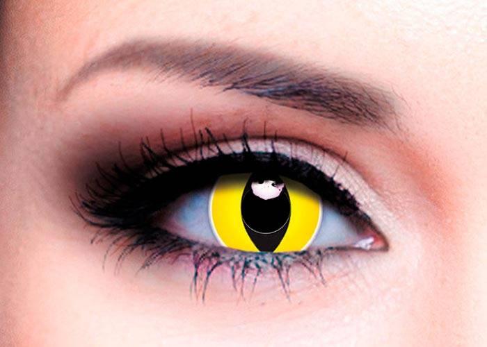 Цветные линзы для глаз - обзор. описание, инструкции, отзывы
