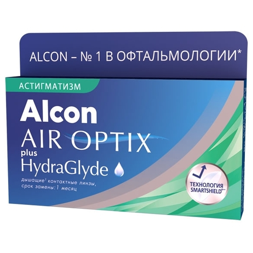 Отличия линз air optix aqua и air optix plus hydraglyde