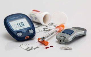 Сахарный диабет и зрение