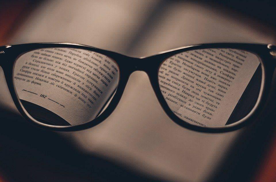 Как избавиться от двоения в глазах при помощи очков