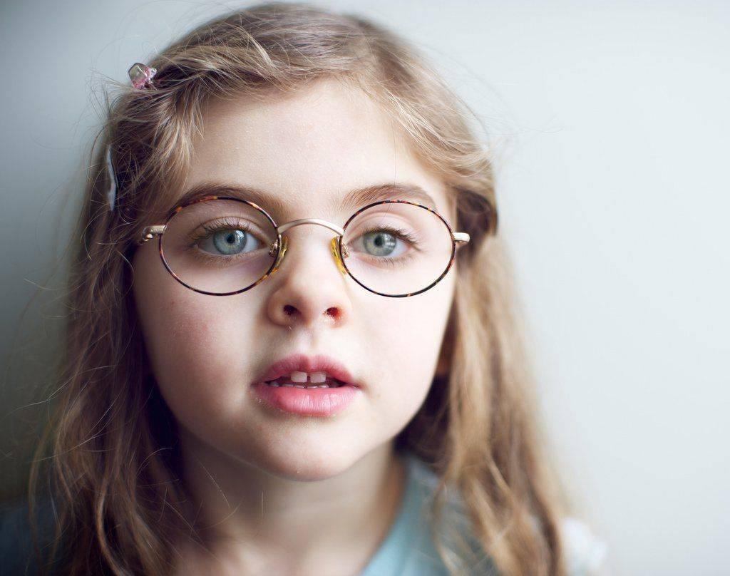 Миопия о ребенка