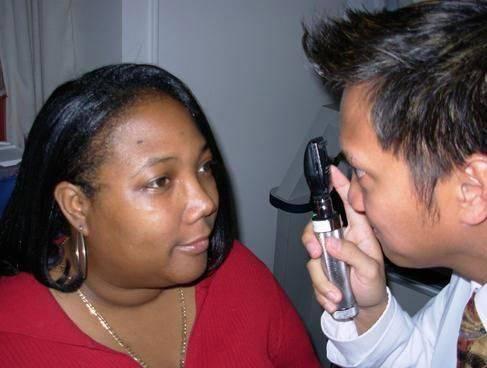 Офтальмоскопия: процедура