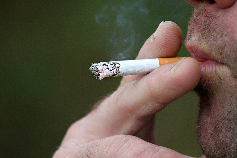 Курение – одна из причин ангиопатии