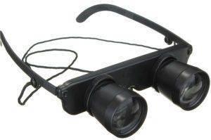 Очки телескопические